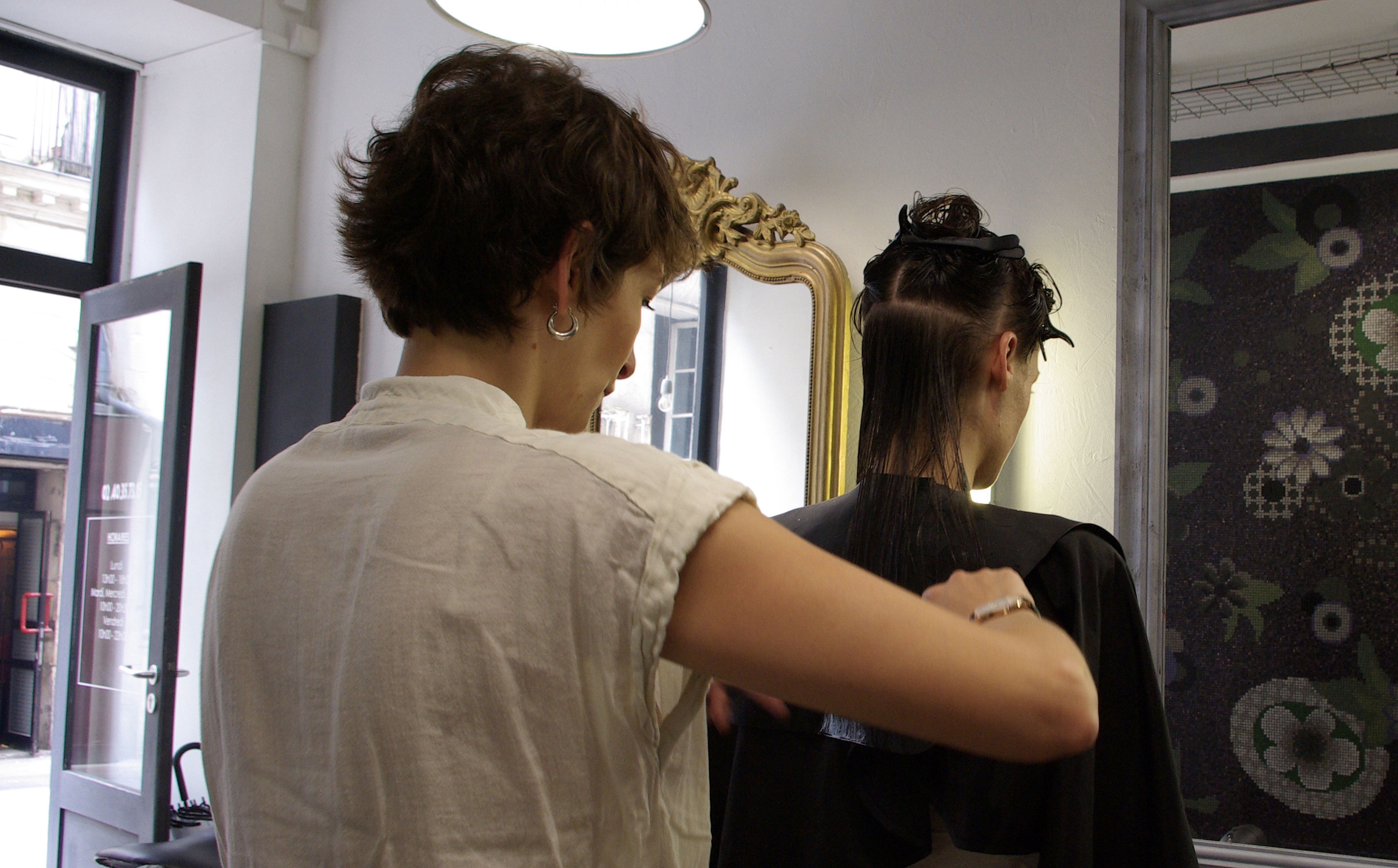 Salon de coiffure pour femme u00e0 Nantes - MAD