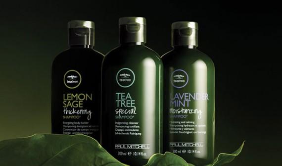 Le soin des cheveux «Rituels Tea Tree»