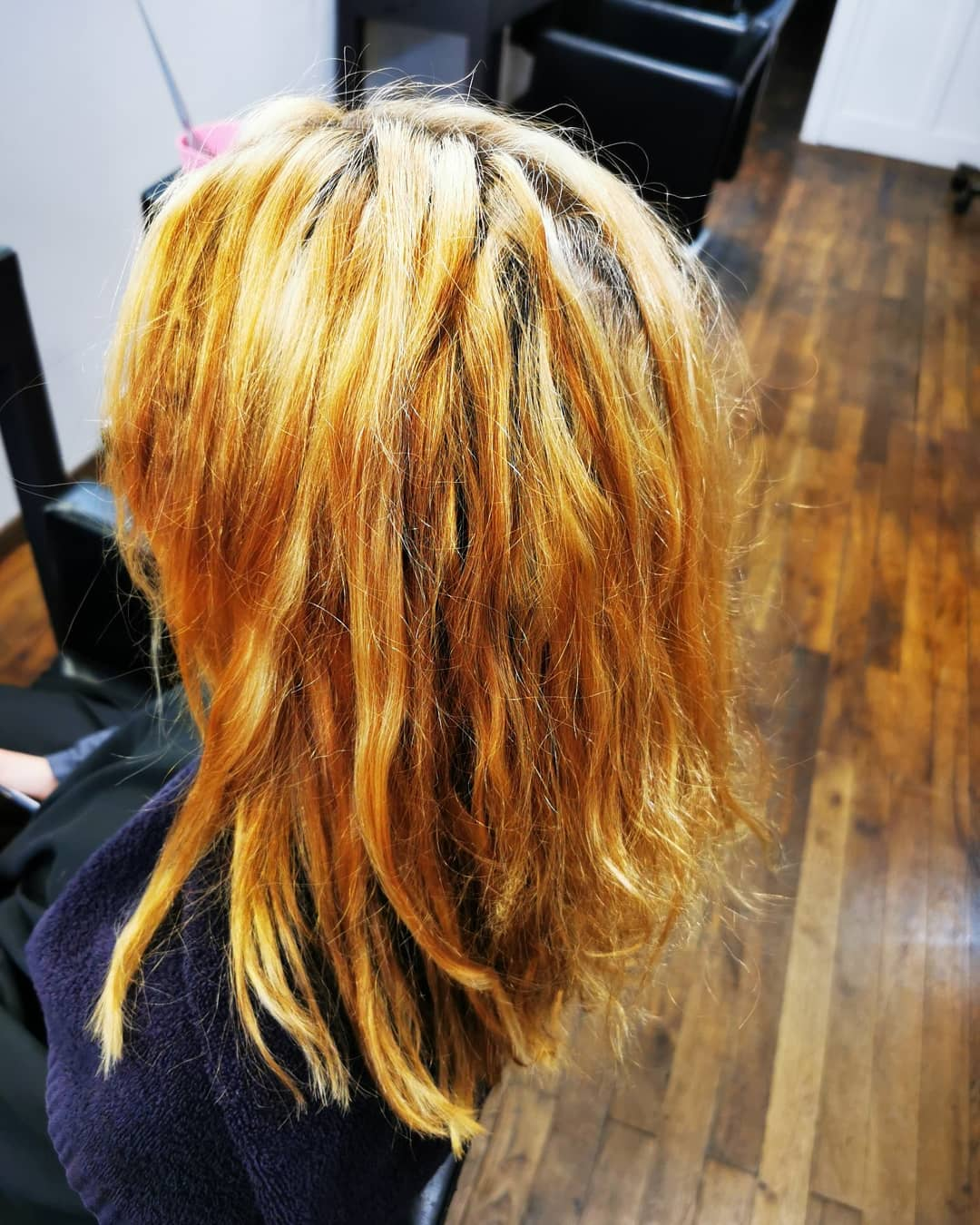 Salon Expert Du Blond A Nantes Meches Balayage